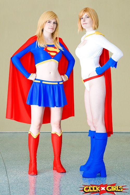 Supergirl   Power Girl Cosplay Disfraces 676aaddc9de1