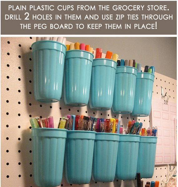 Brilliant Office Organization Ideas: Garage Organization Tips