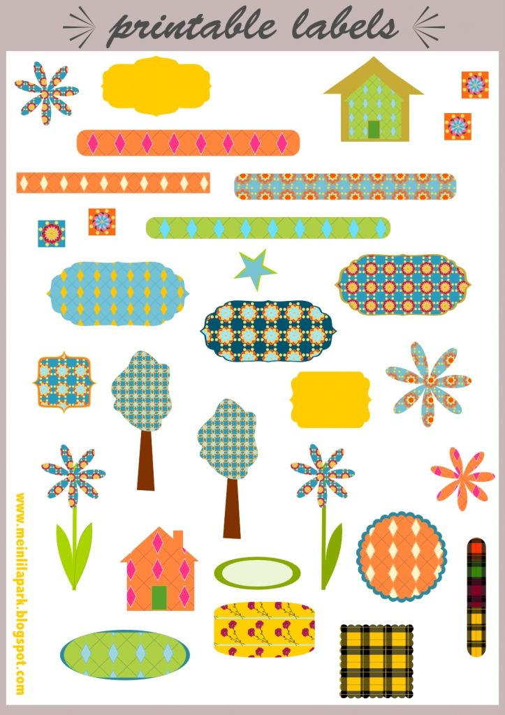 Top 12 Attention Grabbing Scrapbook Embellishments Printable You
