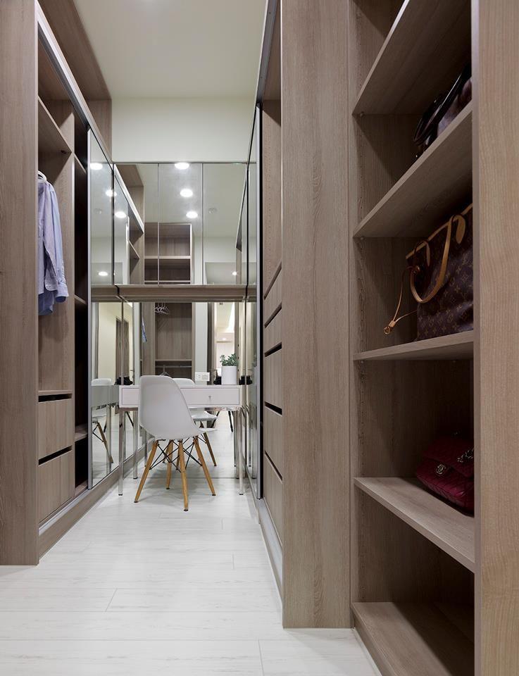 Walk in closet Closet Pinterest Kommode, Begehbarer - der begehbare kleiderschrank ein traum vieler frauen