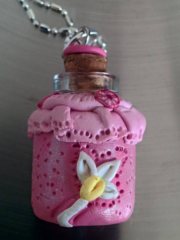 Bottiglietta per Pasqua