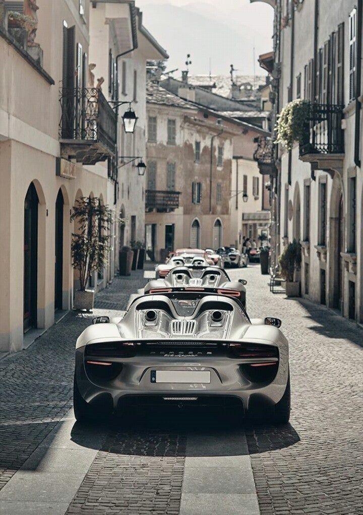 Porsche 918 Spyder Concept | Smart Phone Wallpapers  #4kphonewallpapersreddit #i…