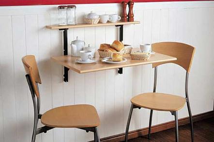Ideas de comedores para espacios reducidos | proyectos de decoración