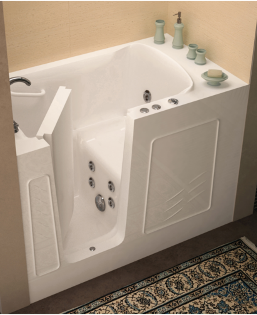 Access Tubs Walk-in Jetted Tub | What's New on Costco.com