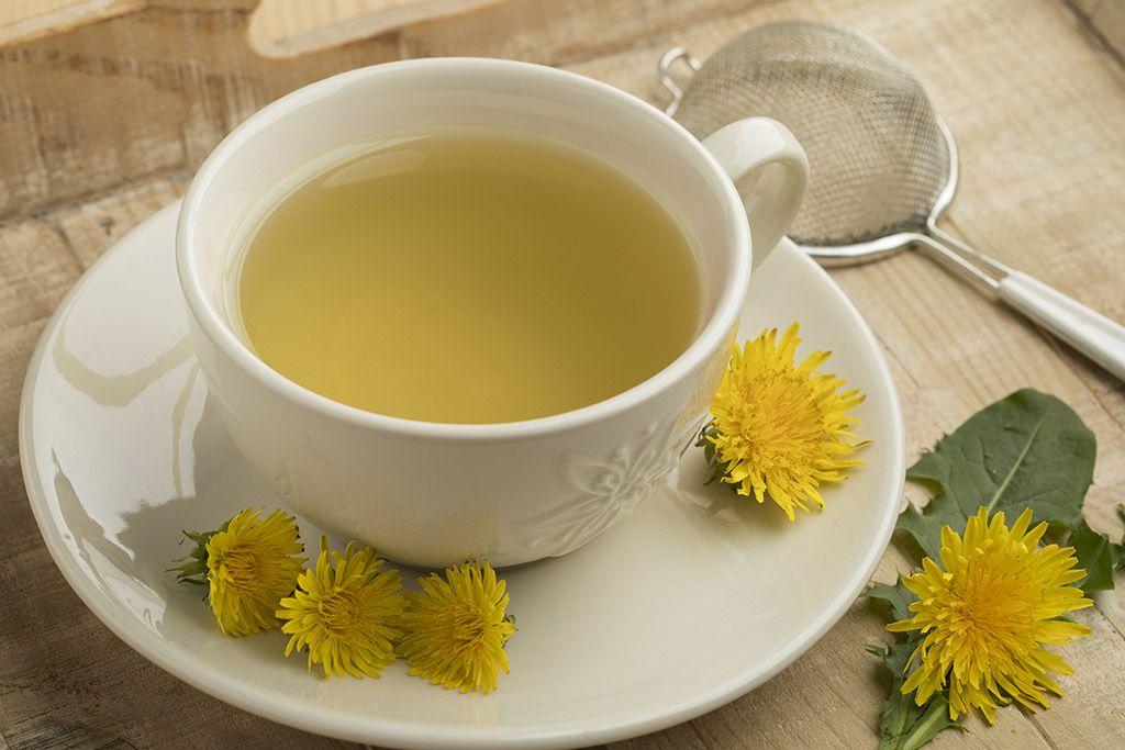 Este saludable té de diente de león ayuda a combatir el..