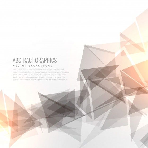 Download Geometric Background With Light Effect For Free