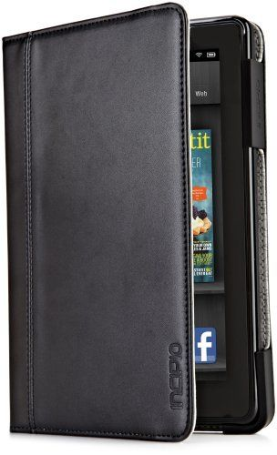 Incipio kaddy Folio Case Cover for Amazon Kindle Fire - Black (does not fit Kindle Fire HD) by Incipio. $18.99. Save 37%!