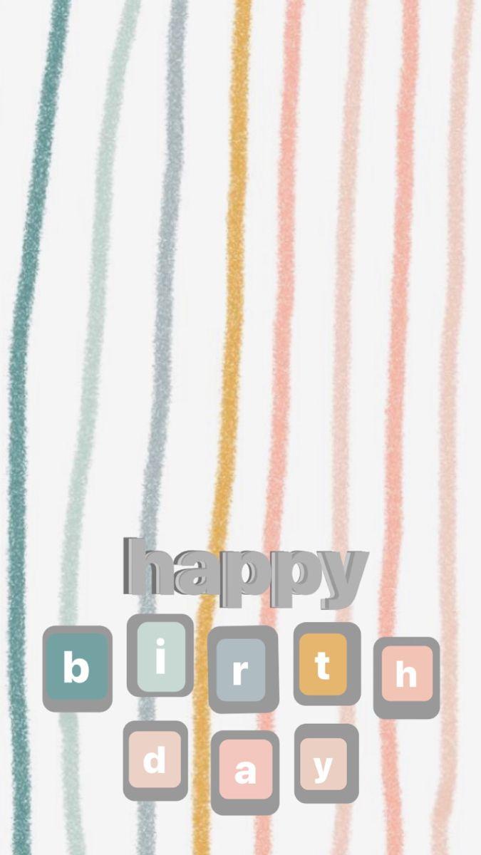 Happy Birthday Instagram Story Template Di 2020 Kartu Ulang Tahun Seni Buku Bingkai Foto