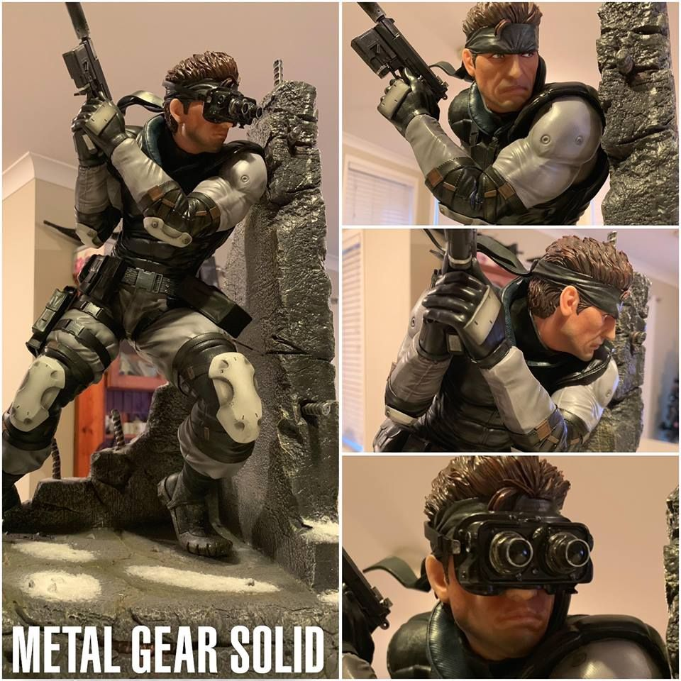 Hot Toys MGS Metal Gear Solid 3 Snake Eater THE BOSS Jumpsuits Model