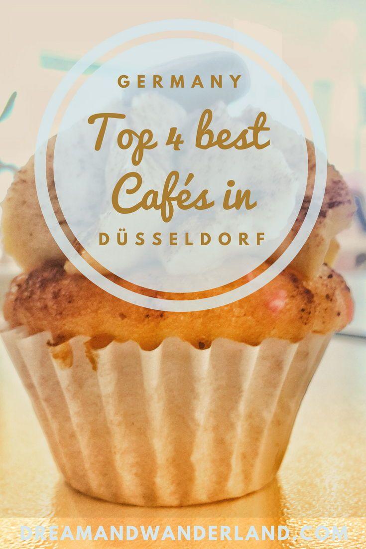 Four Of The Most Beautiful Cafés In Düsseldorf Food