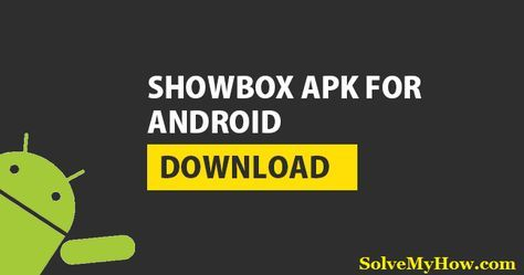 showbox android download app