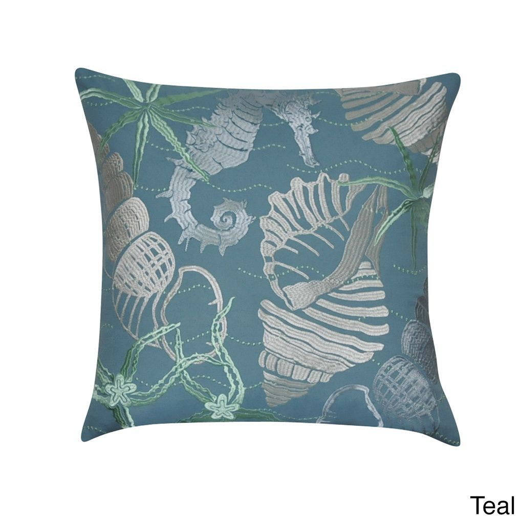Loom And Mill 22 X Inch Sea Life Decorative Throw Pillow