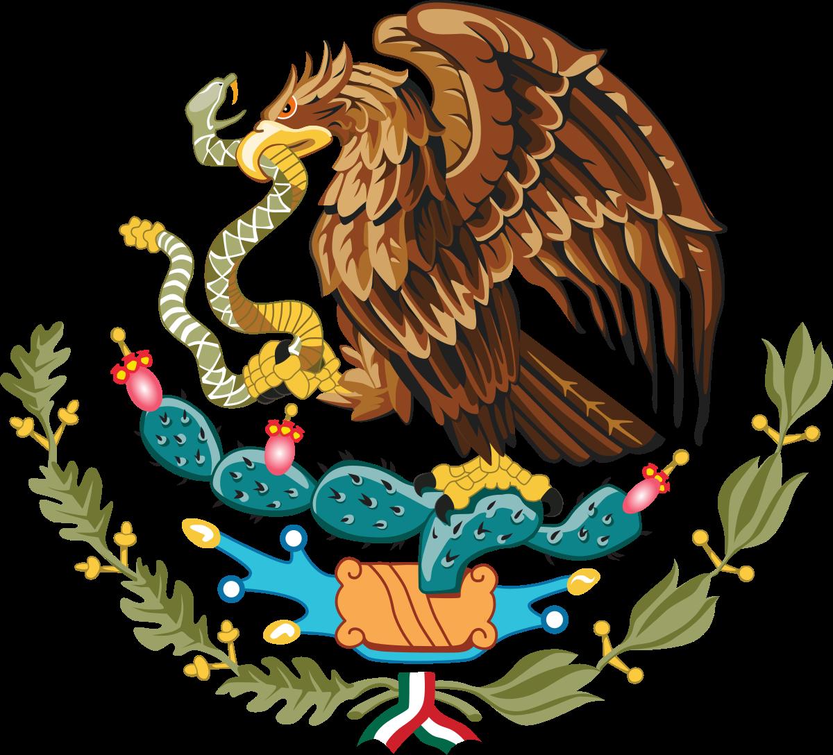 Vlag Mexico Escudo De Mexico Escudo Nacional De Mexico Simbolos Patrios De Mexico