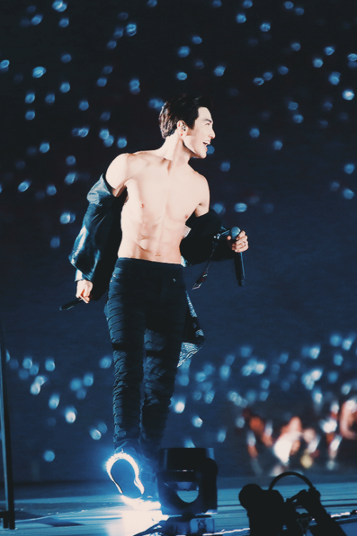 Kris Exo Abs Beautiful Suho ...
