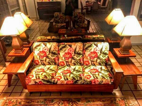 Koa Hawaiian Furniture ~