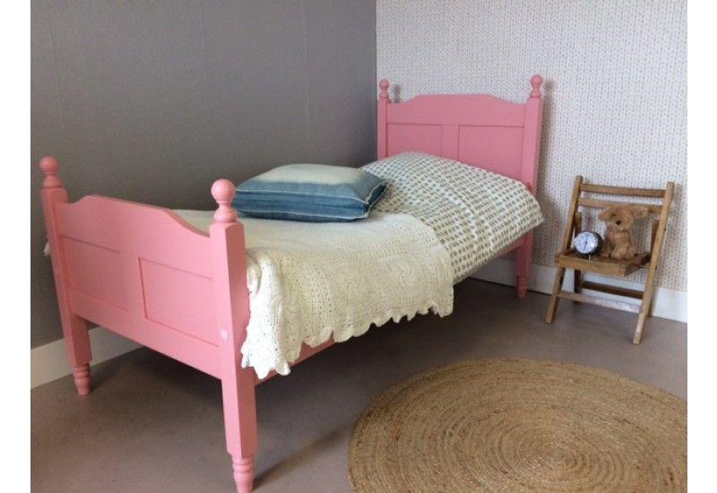 Beter Bed Peuterbed.Peuterbed Amalia 70x150 In Dekkend Roze Stevige Lattenbodem