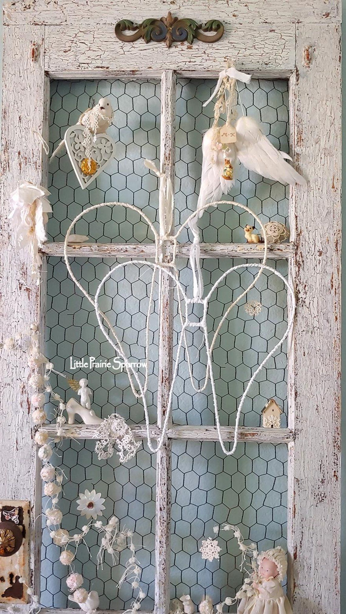 Wire Wings, DIY Wing Form, Craft Project, Angel Wings ...
