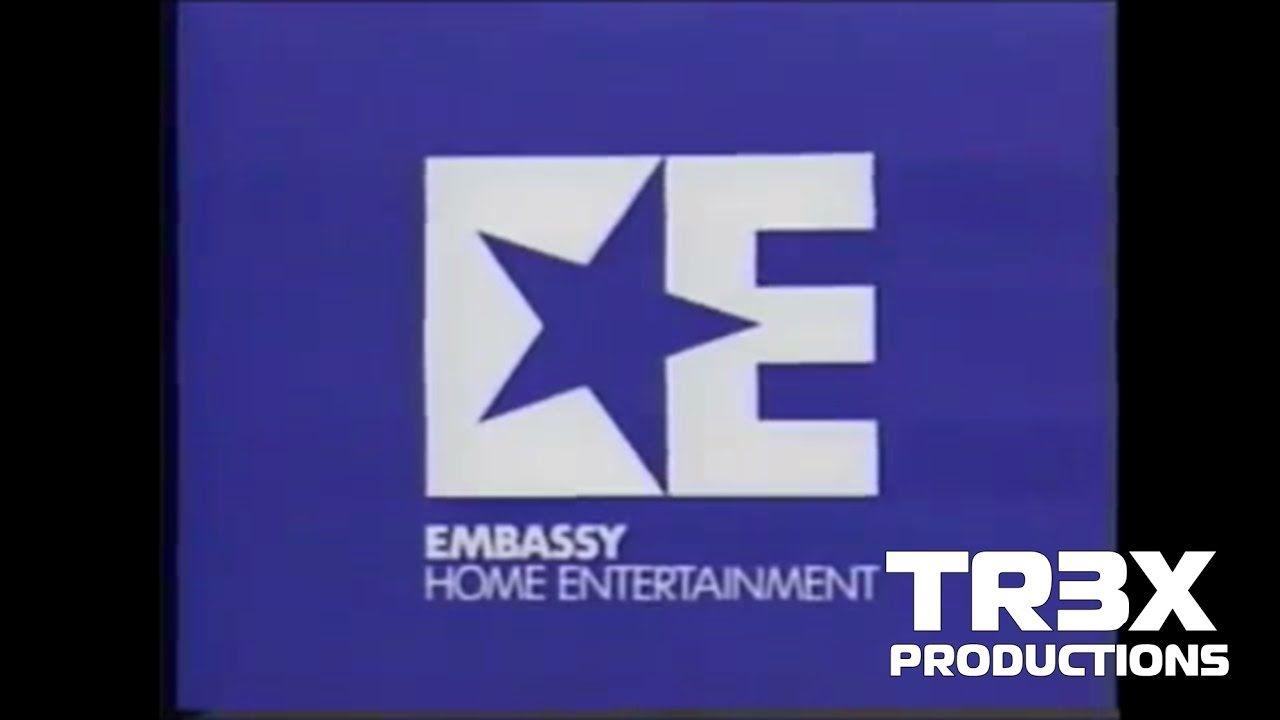 Embassy Home Entertainment Logo Evolution Andrew1106