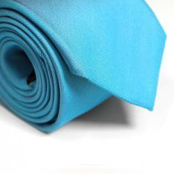 Cravate bleu turquoise Milan II #cravate #bleu