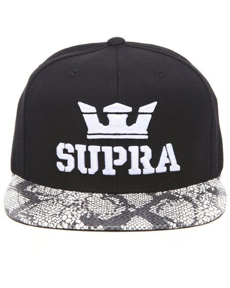 Supra x Above Starter Snapback Cap  HAT  61efb320000