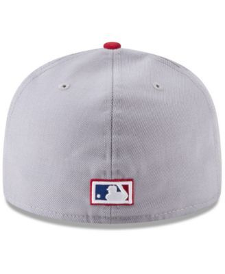 sports shoes baa4a 1fd51 ... usa new era texas rangers batting practice wool flip 59fifty fitted cap  gray 7 1 43b93 ...