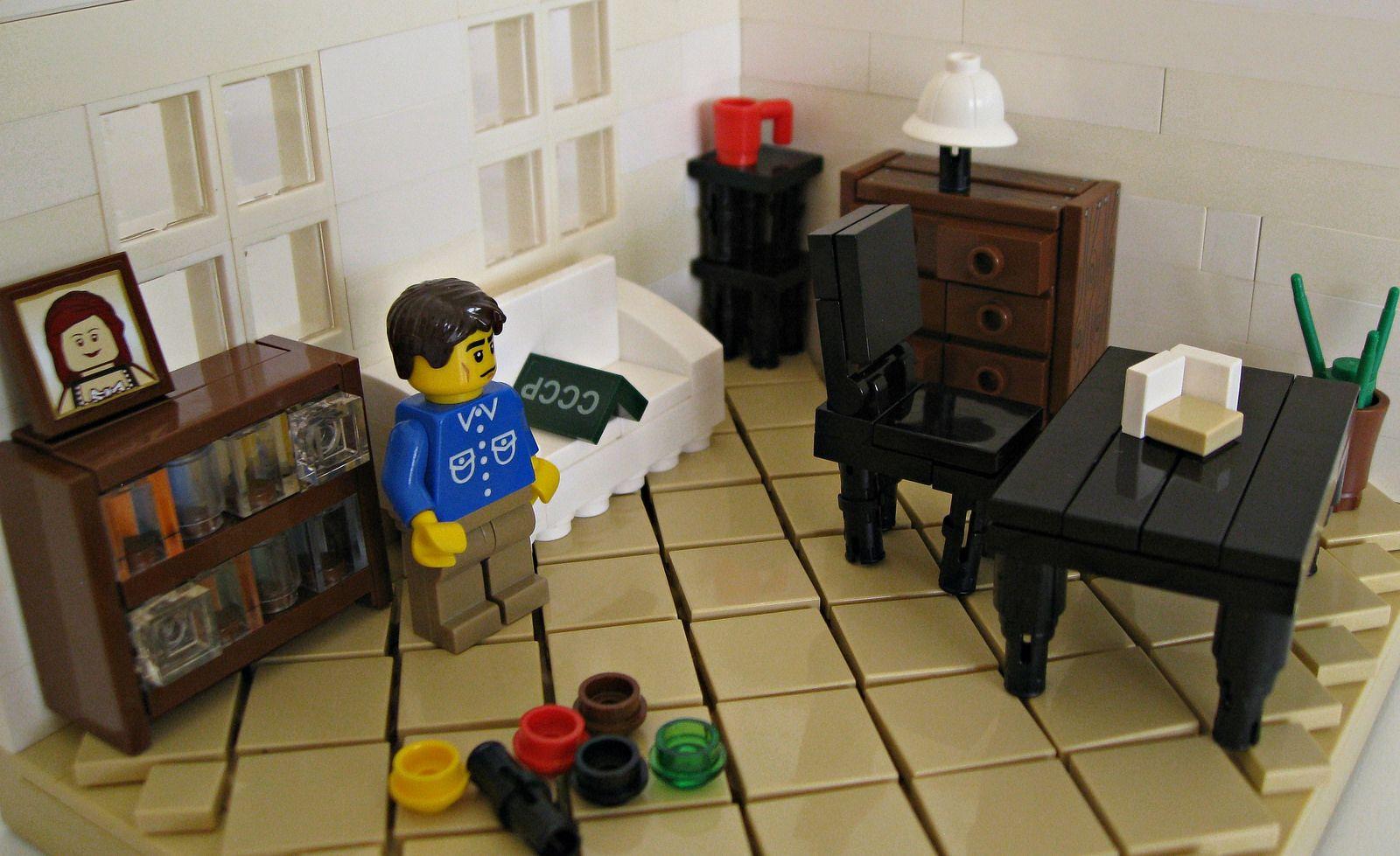 Lego Furniture Time To Build Lego Lego Furniture And Lego Stuff