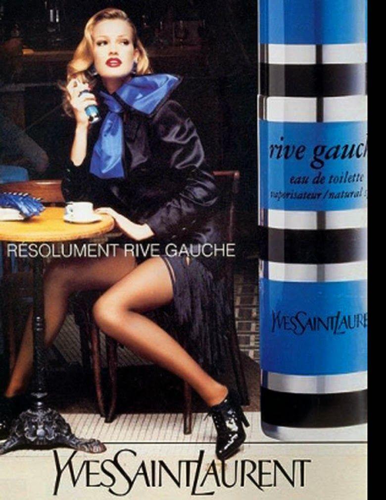 2788d7c5fd27 Yves Saint Lauren- Rive Gauche (vintage Perfume)