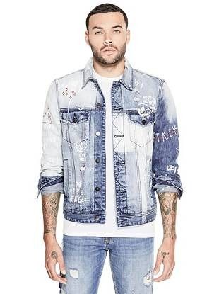 4f30729779c Dillon Denim Jacket