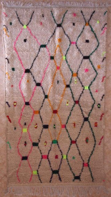 Tapis Marocain Az29373 Tapis Laine Tapis Berbère Azilal Et Ourika