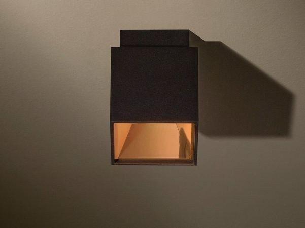 Lampada Led Da Soffitto : Lampada da soffitto a led luce diretta bart open collezione cu29