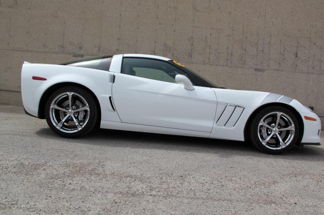 Chevrolet Corvette Grand Sport Coupe specs http