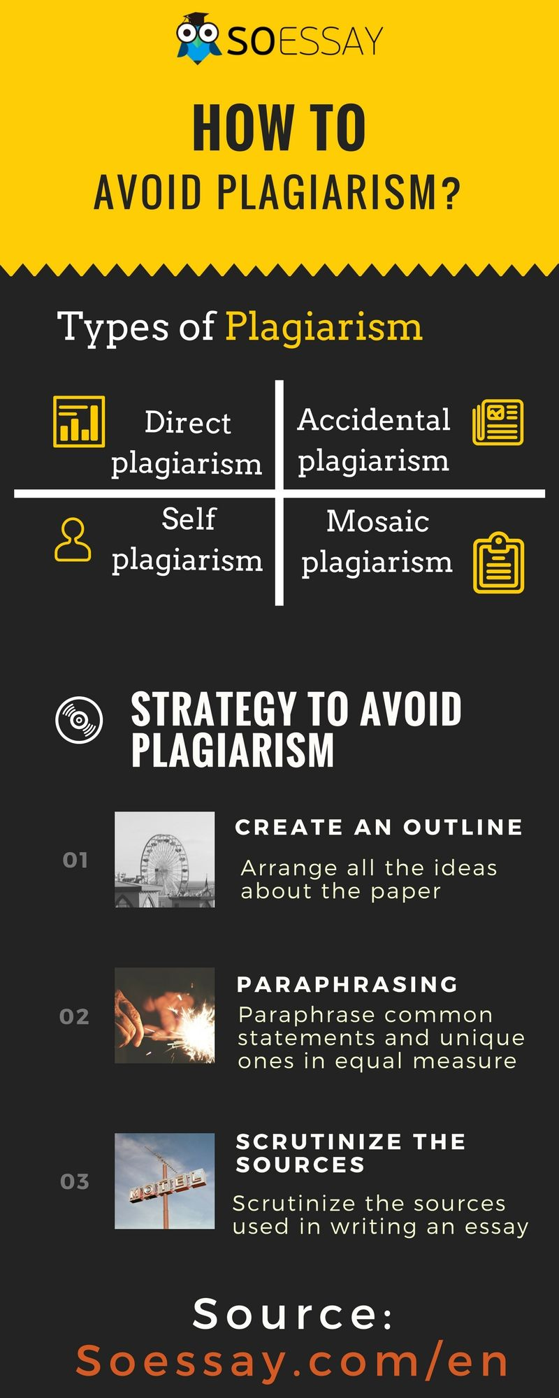 How To Avoid Plagiarism While Writing Tip Paraphrase Statements Statement