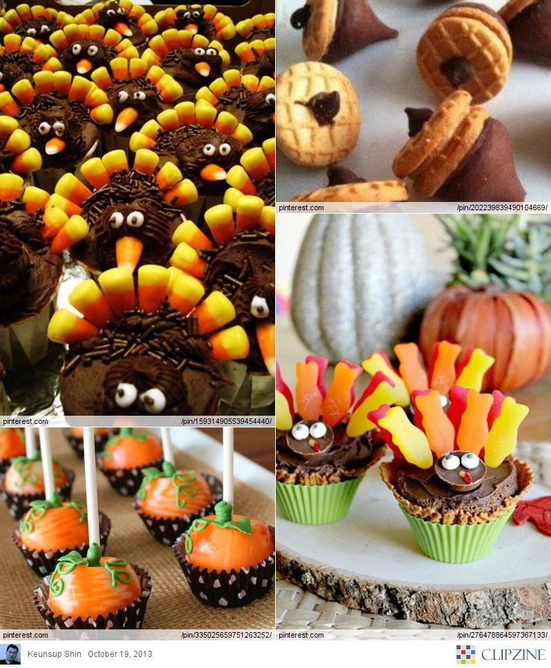 Best 25+ Thanksgiving Desserts Ideas On Pinterest