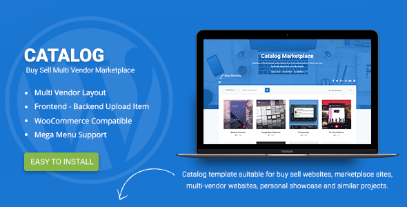 Catalog Buy Sell Marketplace Responsive Wordpress Theme Stylelib Wordpress Theme Responsive Wordpress Theme Best Website Templates