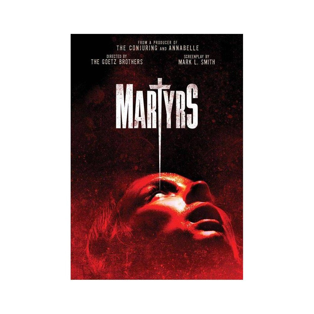 Martyrs Dvd In 2021 Martyrs Movies Online Movies