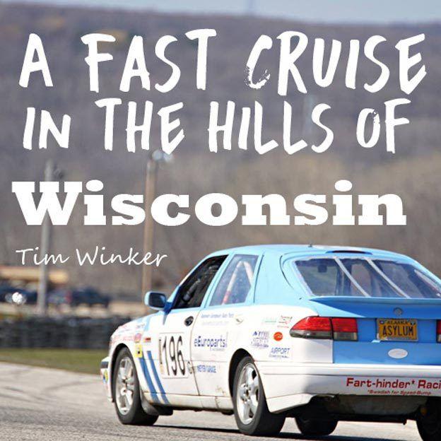 """Fart-hinder"" Saab 9-3 Racing Weekend http://goo.gl/hryz6n"
