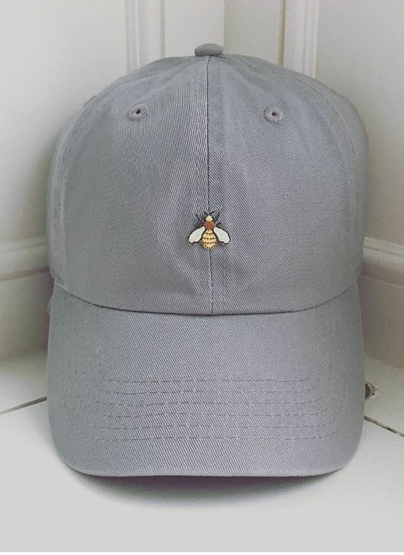 a9b9cb13a1d3f Queen Bee- Wasp Beyonce Beehive Dad Hat- Custom monogram or embroidery  offered!