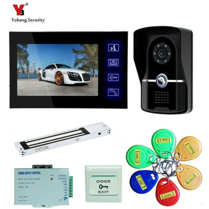 "Yobang Security freeship 7"" Screen Recording Video ..."