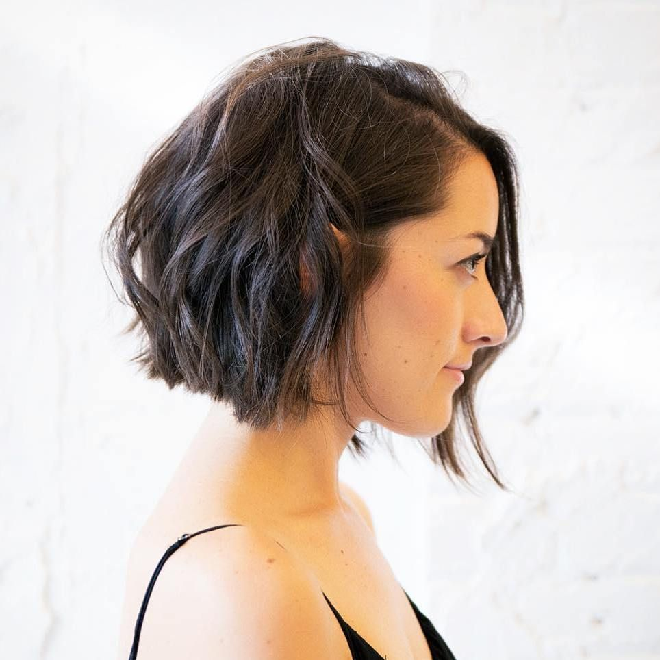 We Know Firsthand That Thin Hair Tends To Tangle And It Is Easily Damaged And It Lacks Volume And In 2020 Short Thin Hair Short Hair Styles Hairstyles For Thin Hair