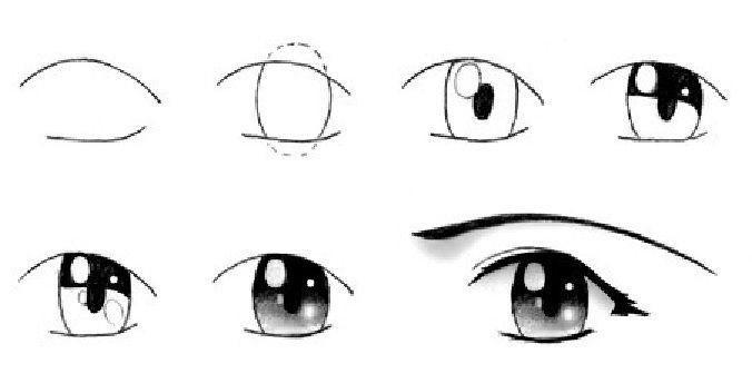 Dibujos De Animes Faciles Para Dibujar Buscar Con Google Mi
