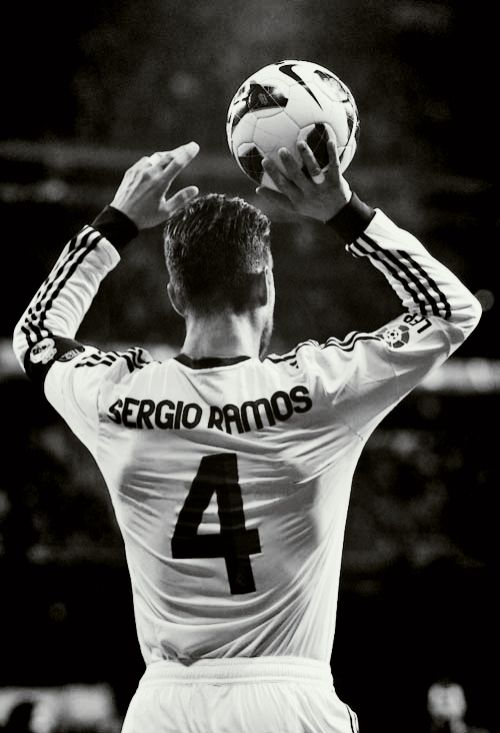 86d24744b13 I love to both play and watch soccer. My favorite team is C.F. Real Madrid