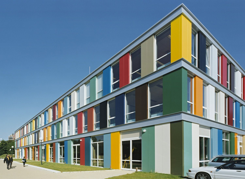 Building color design google elevation for Interior and exterior design schools