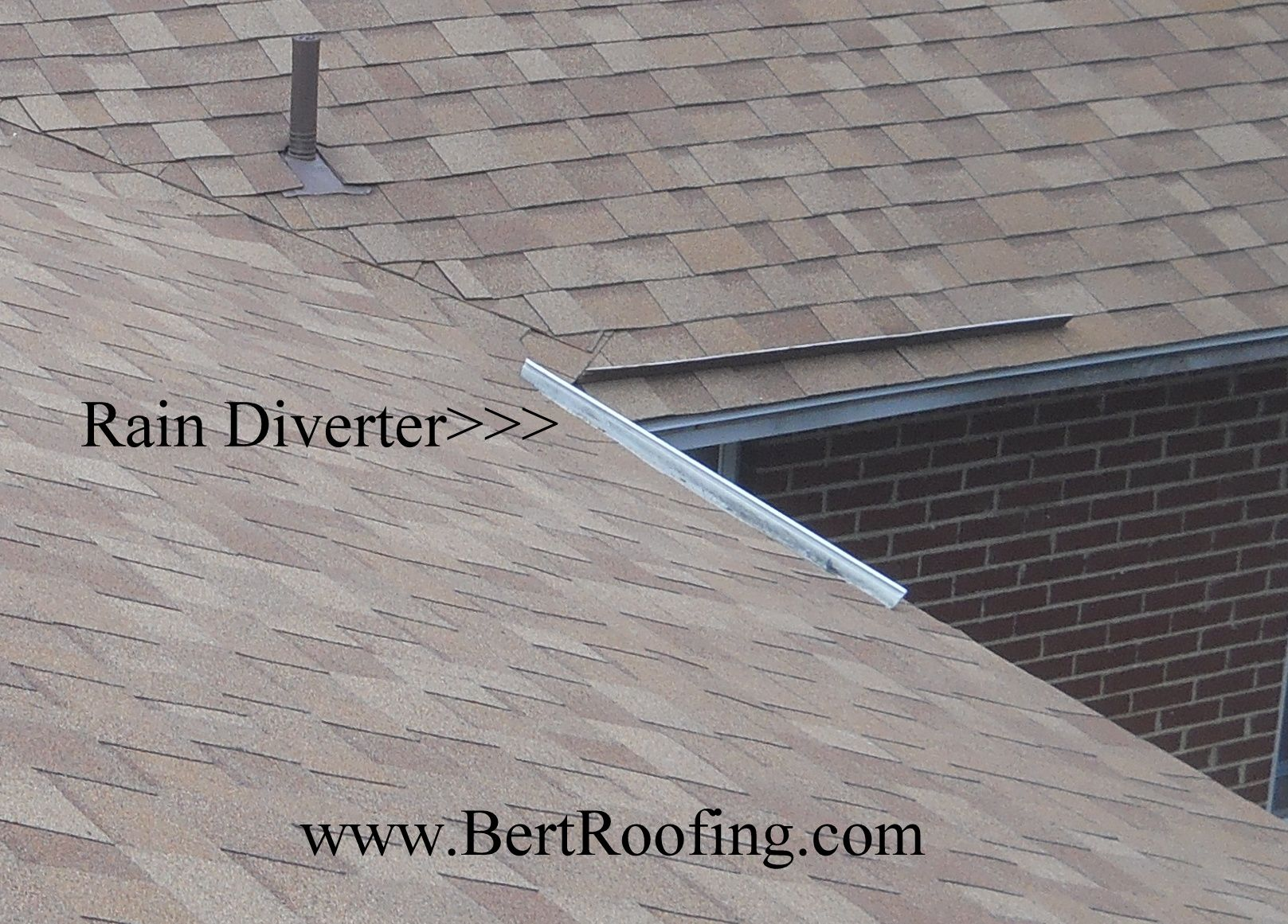 Pin by Bert Roofing Inc on Roofing Accessories Rain