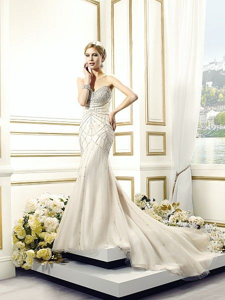 Gatsby ValStefani LUMINA Lavish Designer Wedding Dresses