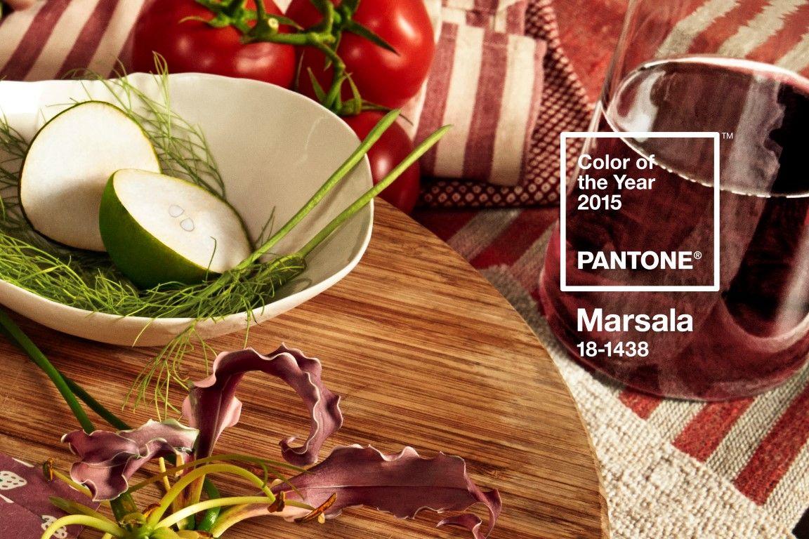 Kitchen || Image courtesy of Pantone