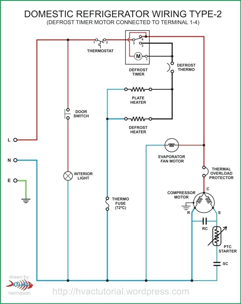 samsung fridge compressor wiring diagram refrigeration diagrams refrigerator  com full size… | circuit diagram, electrical circuit diagram, electrical  wiring diagram  pinterest