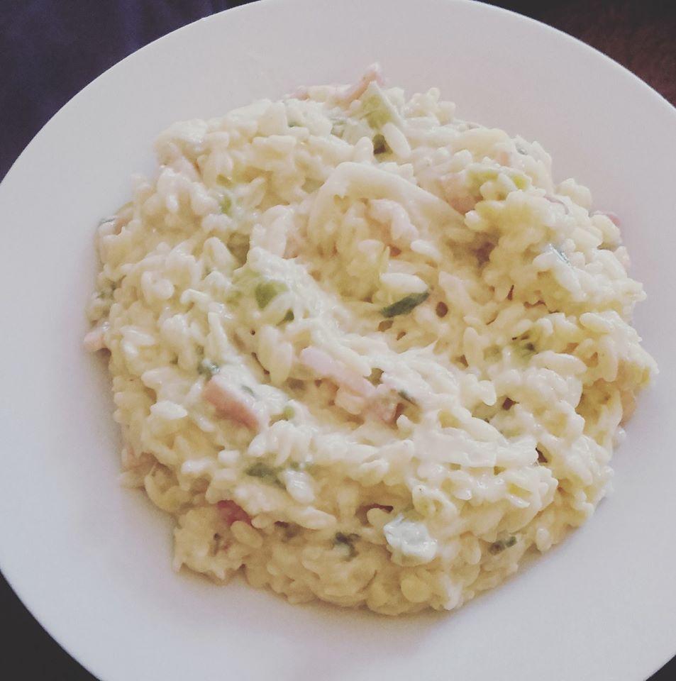 Risotto de blé aux poireaux | Recettes Cookéo | Cookeo ...