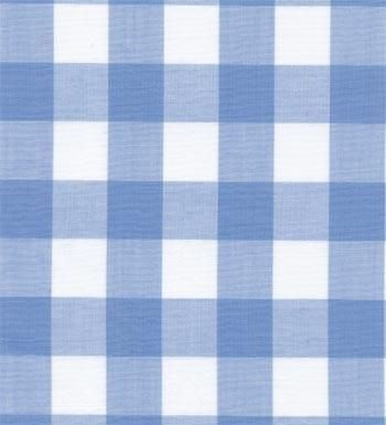 """60"""" 1"""" Brown Gingham Check in 2020 Gingham fabric"""