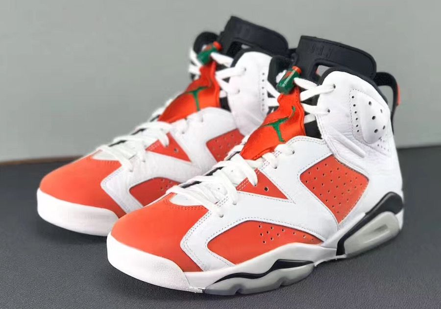 Air Jordan 6 Like Mike (Gatorade) • KicksOnFire.com