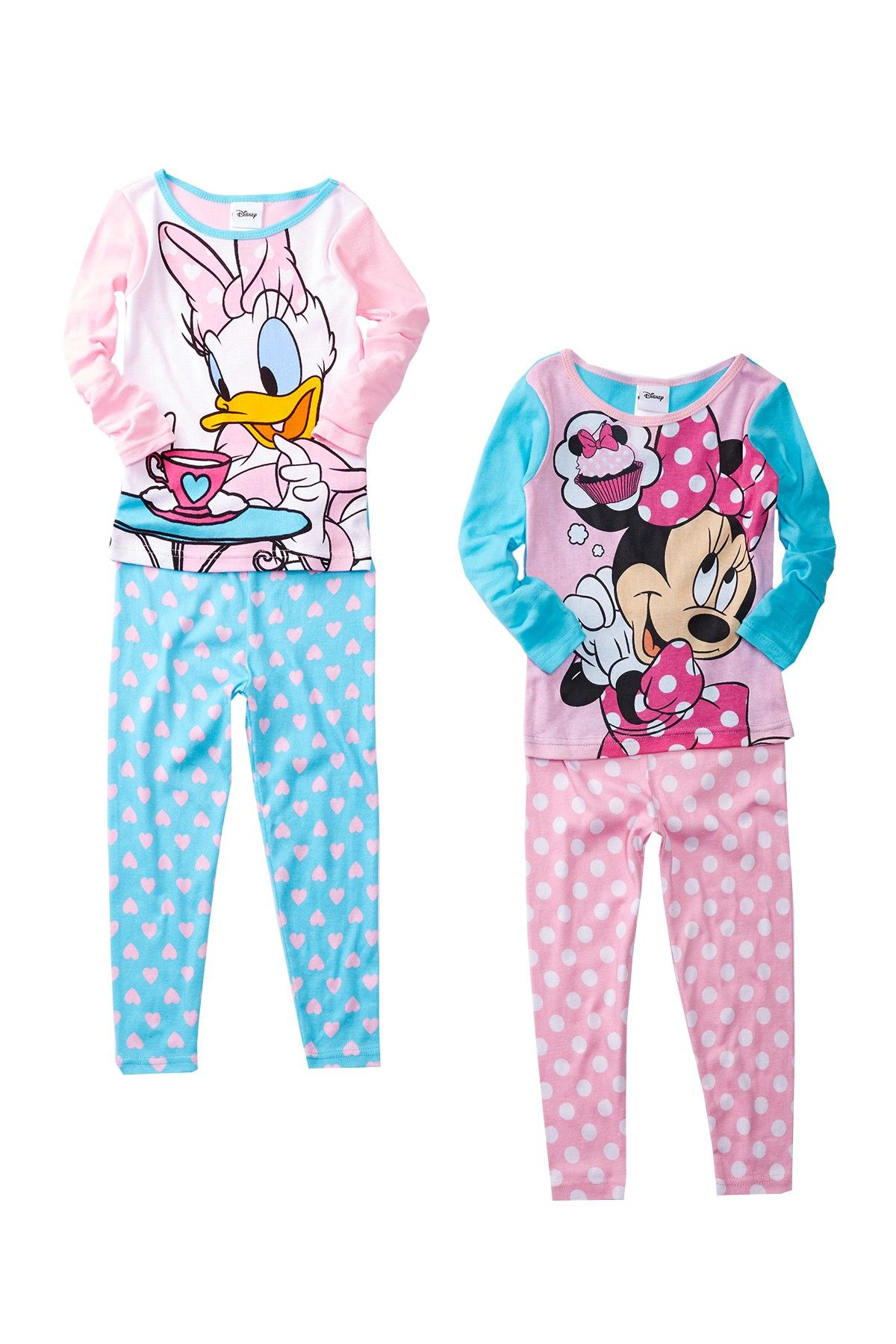 a69044c17 Minnie Mouse   Daisy Duck Cotton PJ s - Set of 2 (Toddler Girls) by ...